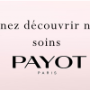 Les soins PAYOT