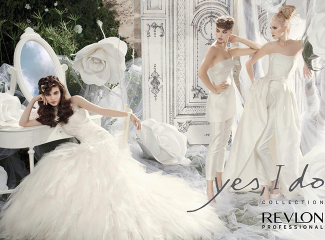 Yes, I do - Revlon Collection Mariage